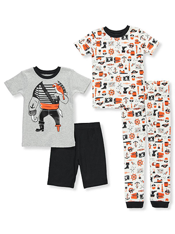 Carter's Boys' 4-Piece Sleep Set - CookiesKids.com