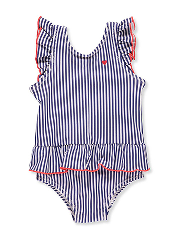 Carter's Baby Girls' 1-Piece Swimsuit - CookiesKids.com