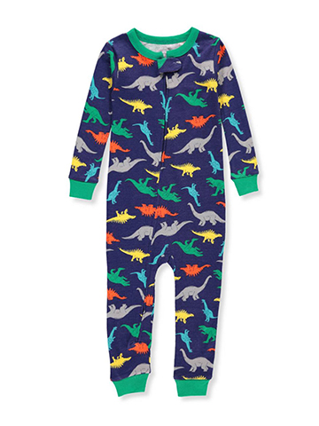 Carter's Baby Boys' 1-Piece Pajama Suit - CookiesKids.com