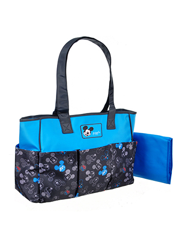 Disney Mickey Mouse Diaper Tote - CookiesKids.com