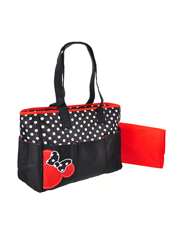 Disney Minnie Mouse Diaper Tote - CookiesKids.com