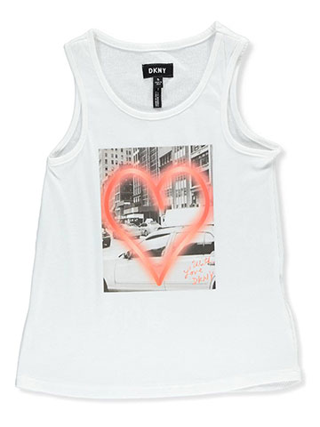DKNY Girls' Tank Top - CookiesKids.com