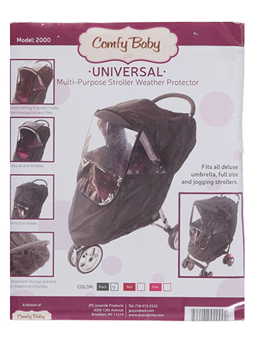 Comfy Baby Universal Multi-Purpose Stroller Weather Shield - CookiesKids.com