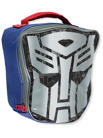 "Transformers ""Robot Blueprints"" Insulated Lunchbox - CookiesKids.com"