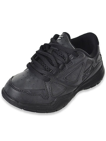 "Fila Boys' ""Side-by-Side"" Low-Top Sneakers (Toddler Sizes 11 – 12) - CookiesKids.com"