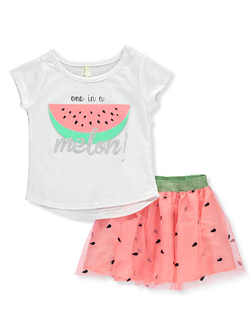 Love At First Sight Girls' 2-Piece Outfit - CookiesKids.com