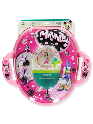Minnie Mouse Soft Potty Ring - CookiesKids.com