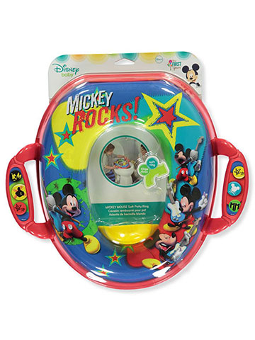 Mickey Mouse Soft Potty Ring - CookiesKids.com