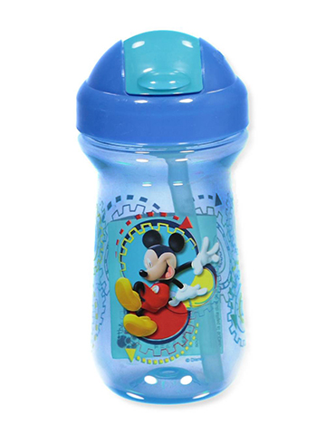 Mickey Mouse Straw Cup (10 oz.) - CookiesKids.com