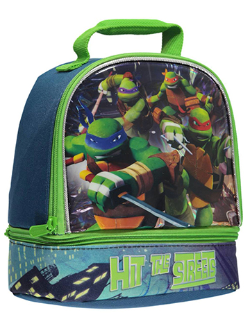 "Teenage Mutant Ninja Turtles ""Hit the Streets"" Insulated Lunchbox - CookiesKids.com"