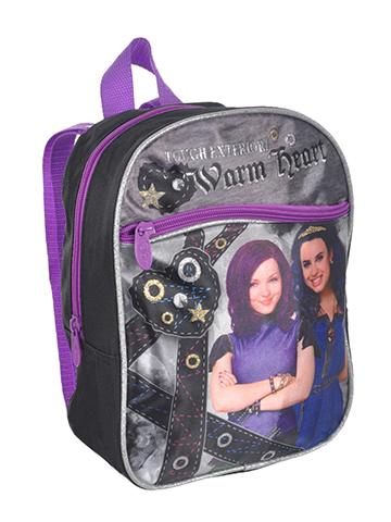 "Disney Descendants ""Tough Exterior, Warm Heart"" Mini Backpack - CookiesKids.com"