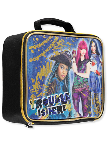 "Disney Descendants ""Trouble Is Here"" Insulated Lunchbox - CookiesKids.com"