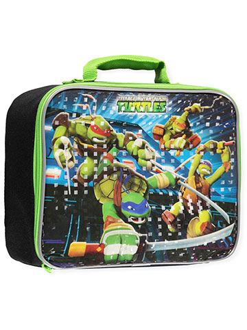 "TMNT ""Leap Mode"" Insulated Lunchbox - CookiesKids.com"