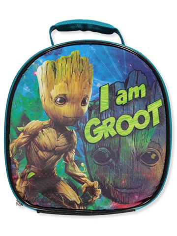 "Guardians of the Galaxy ""I Am Groot"" Insulated Lunchbox - CookiesKids.com"