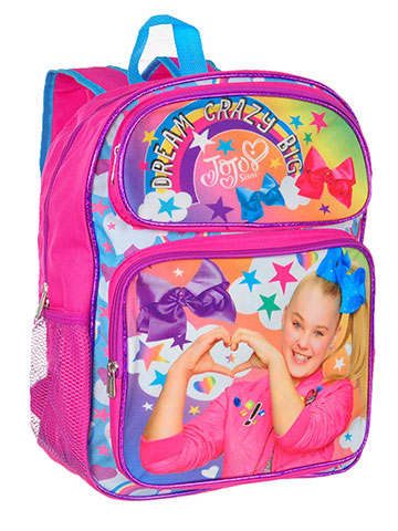Jojo Siwa Backpack - CookiesKids.com