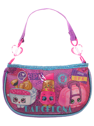 Shopkins Glitter Purse - CookiesKids.com