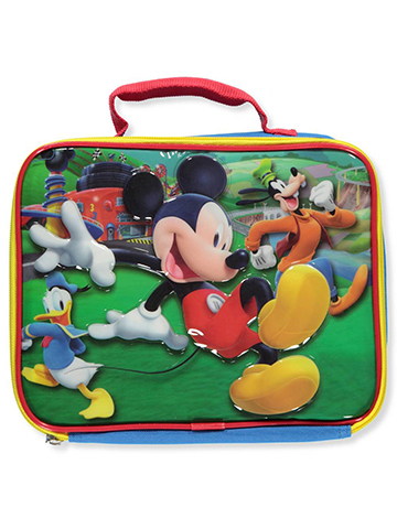 Disney Mickey Mouse and the Roadster Racers Lunchbox - CookiesKids.com