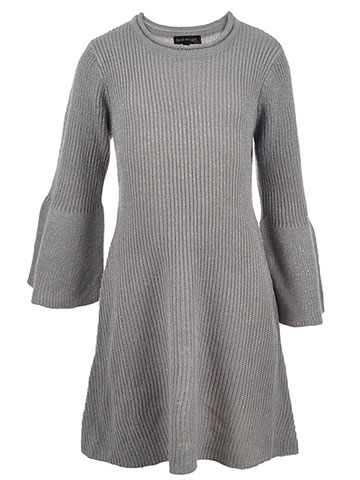 Derek Heart Girls' Sweater Dress - CookiesKids.com