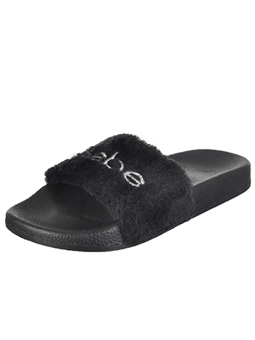 Bebe Girls' Slide Sandals (Sizes 13 – 5) - CookiesKids.com