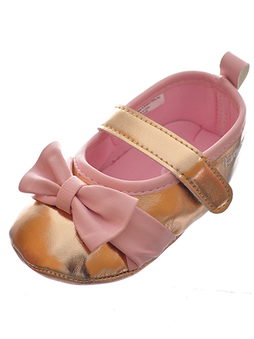 Bebe Baby Girls' Mary Jane Booties - CookiesKids.com