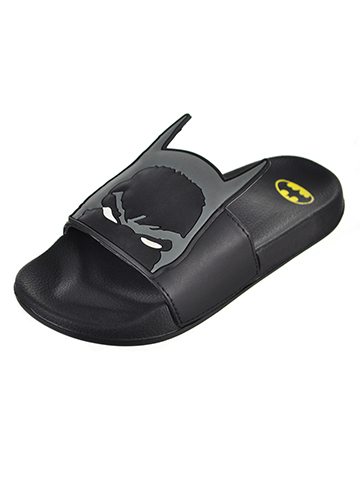 Batman Boys' Slide Sandals - CookiesKids.com