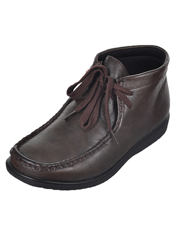 "Goodfellas Boys' ""Classic"" Chukka Boots (Youth Sizes 13 – 8) - CookiesKids.com"