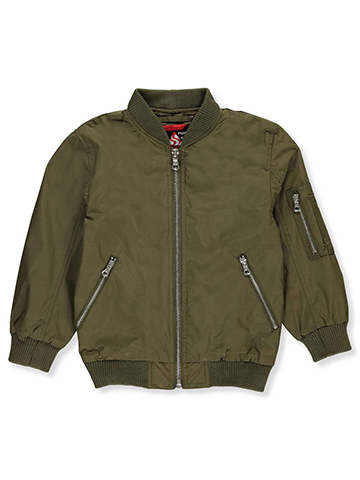 Spire Boys' Flight Jacket - CookiesKids.com