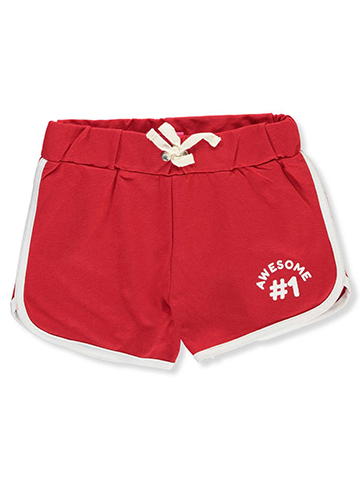 Girls Luv Pink Girls' Shorts - CookiesKids.com