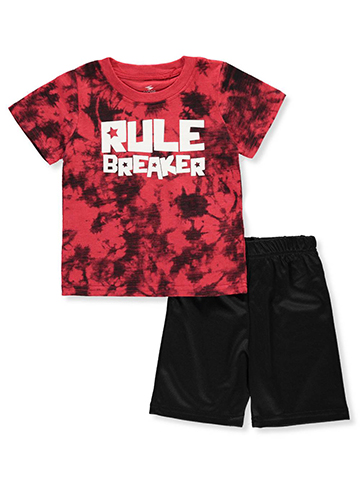 S1ope Baby Boys' 2-Piece Short Set Outfit - CookiesKids.com