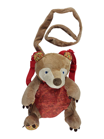"The World of Eric Carle ""Speckled Bear"" 2-in-1 Backpack Harness - CookiesKids.com"
