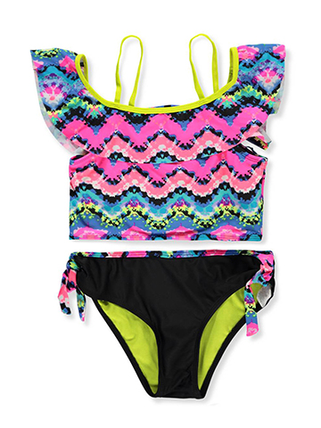 Limited Too Girls' 2-Piece Tankini - CookiesKids.com