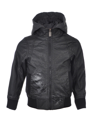 Urban Republic Boys' Hooded Flight Jacket - CookiesKids.com