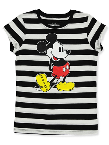 Disney Mickey Mouse Boys' T-shirt - CookiesKids.com