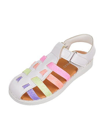 Laura Ashley Girls' Sandals (Sizes 6 – 12) - CookiesKids.com