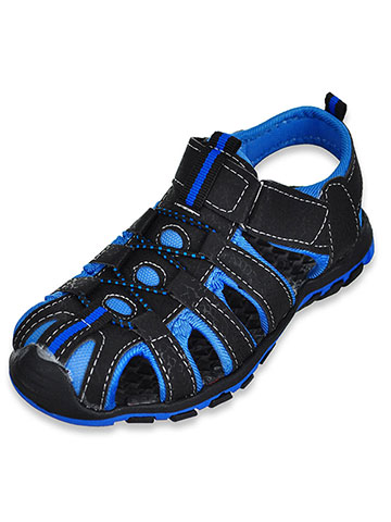 Rugged Bear Boys' Sport Sandals (Sizes 5 – 4) - CookiesKids.com