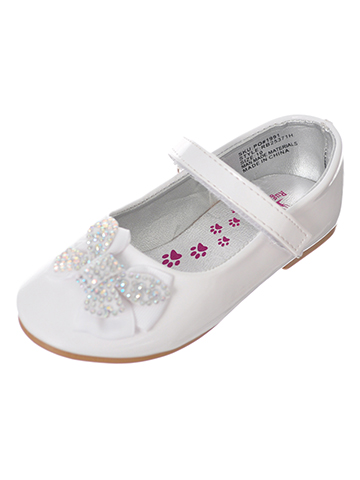 Rugged Bear Girls' Mary Janes (Sizes 5 – 10) - CookiesKids.com