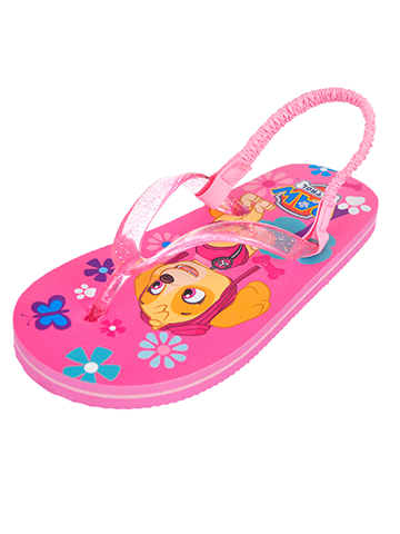 Paw Patrol Girls' Sandals (Sizes 5 – 12) - CookiesKids.com