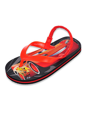 Disney Cars Boys' Sandals (Sizes 5 – 12) - CookiesKids.com