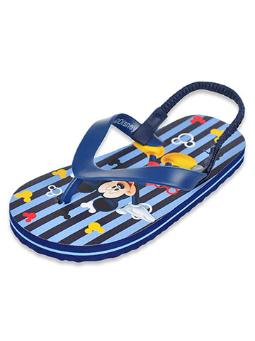 Disney Mickey Mouse Boys' Sandals (Sizes 5 – 12) - CookiesKids.com