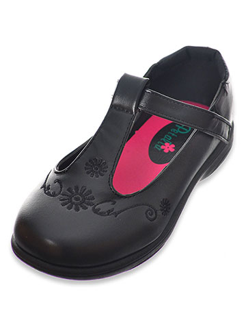 Petalia Girls' Mary Jane Shoes (Sizes 5 – 8) - CookiesKids.com
