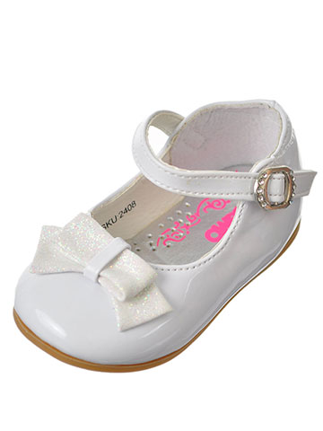 Josmo Baby Girls' Mary Jane Booties - CookiesKids.com
