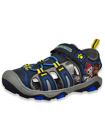 Paw Patrol Boys' Sport Sandals (Sizes 6 – 12) - CookiesKids.com