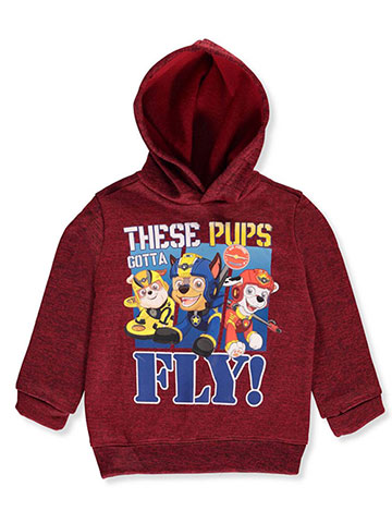 Paw Patrol Little Boys' Toddler Hoodie (Sizes 2T – 4T) - CookiesKids.com
