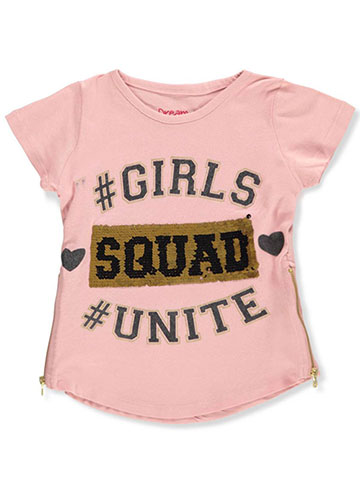 Dream Star Girls' T-Shirt - CookiesKids.com