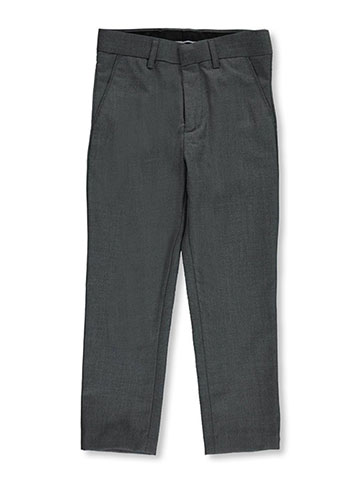 Vittorino Little Boys' Flat Front Skinny Dress Pants (Sizes 4 – 7) - CookiesKids.com