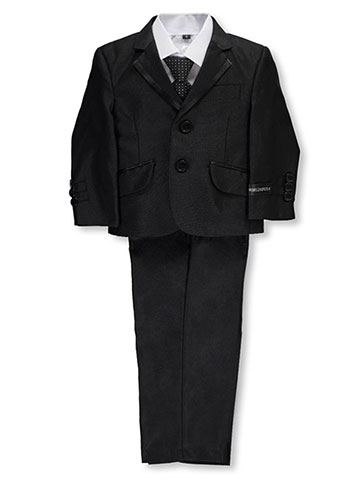 "Kids World Baby Boys' ""Satin Diamond"" 5-Piece Suit - CookiesKids.com"