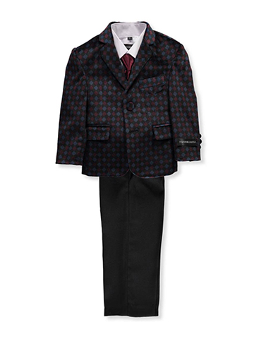 Kids World Baby Boys' 5-Piece Suit - CookiesKids.com