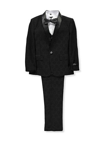 Kids World Boys' 5-Piece Tuxedo - CookiesKids.com