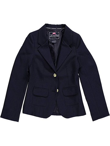 "French Toast ""Gold Tone"" Blazer (Sizes 7 – 20) - CookiesKids.com"