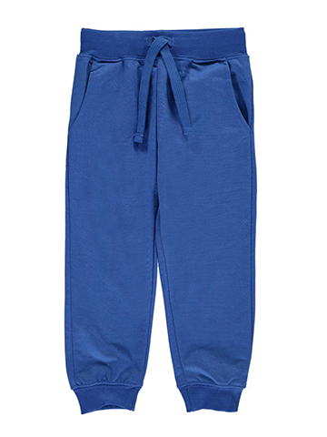 "Range Little Boys' Toddler ""Classic French Terry"" Joggers (Sizes 2T – 4T) - CookiesKids.com"